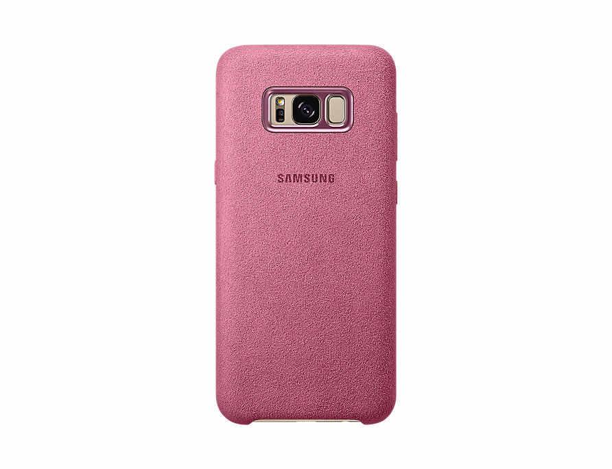 Оригинальный официальный samsung Galaxy S8 S8 Plus S8 + чехол g9550 9500, кожаный защитный чехол, 4 цвета, защита от падения