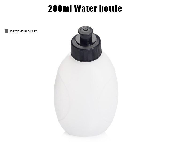 Outdoor Women&Men Hydration Belt For Trail Running Hip Waist Pack Gym Fitness Jogging Waist Bag Water Bottle Sport Accessories 33