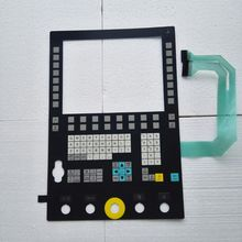 MSCEMAG CC12_V_K-MSC TUTTLINGEN Membrane Keypad for CNC Panel repair~do it yourself,New & Have in stock