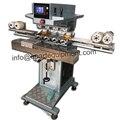 Автоматическая 4 цвет чернил кубка печатная машина с автоматической очистки системы пусковой площадки