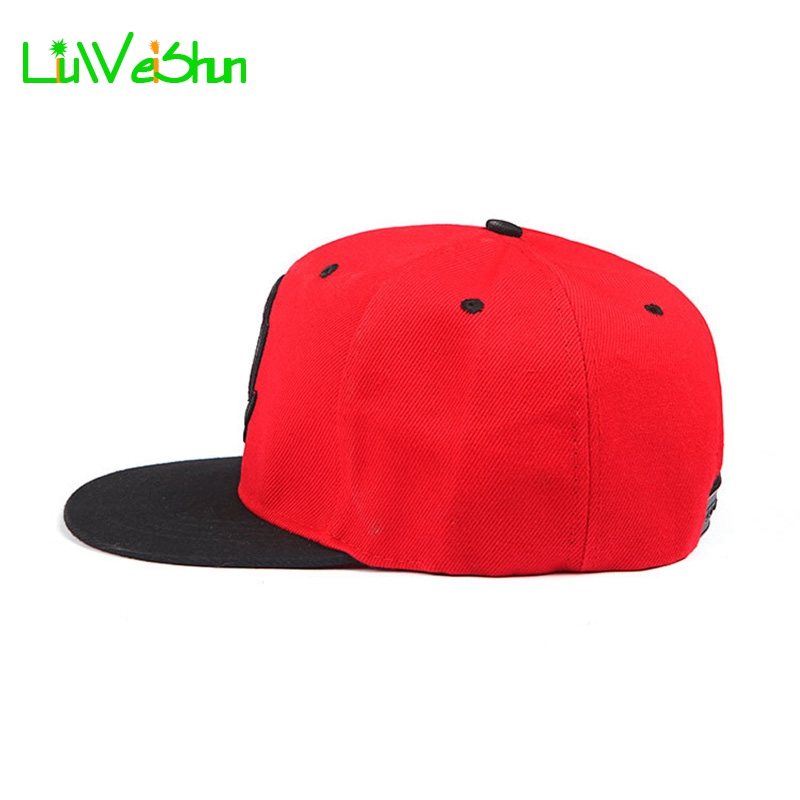 56602185eb1 Άνδρες   s καπέλα  LWS  Women Baseball Cap With Straight Visor Snapback Hats  Girl Hip hop Adjustable Embroider Rose Floral Cap Hats Casquette Bone