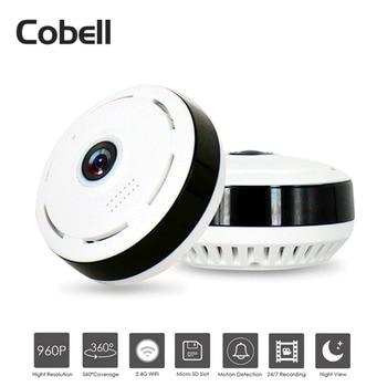 cctv fisheye camera
