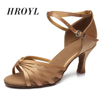 Hot Sale Women S Latin Dance Shoes Ballroom Tango Salsa Daning Shoes For Girls Ladies Heels