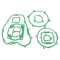 LOPOR Motorcycle engine gaskets include Crankcase Covers cylinder Gasket kit set For KAWASAKI KDX200 KDX 200