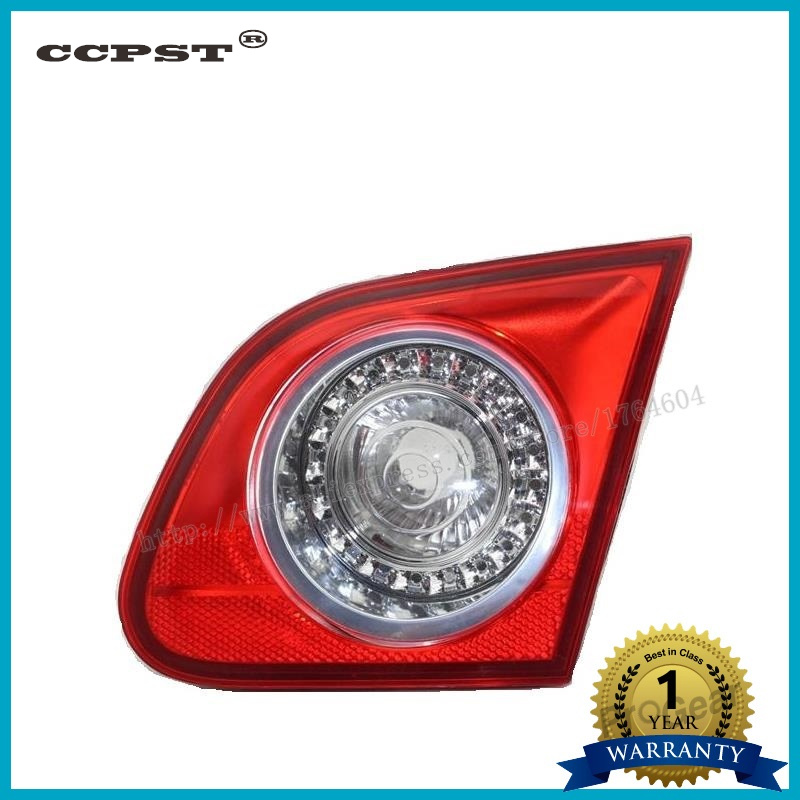 Free Ship For VW Passat Sedan B6 2006 2007 2008 2009 2010 2011 New Rear Tail Light Lamp Right Side Inner Left-hand Trafic Only free shipping for skoda octavia sedan a5 2005 2006 2007 2008 left side rear lamp tail light
