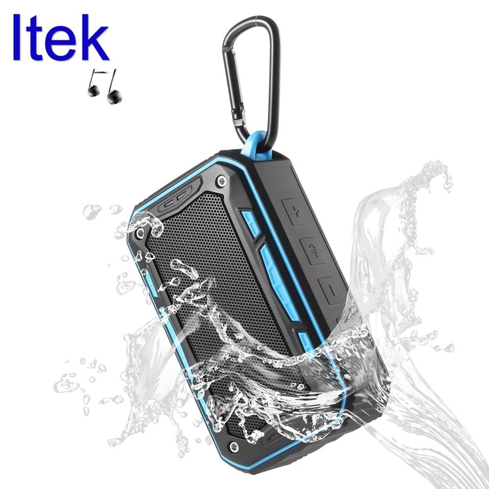 Itek Portable IP67 Waterproof Wireless Bluetooth font b Speaker b font Outdoor Sports Bicycle font b
