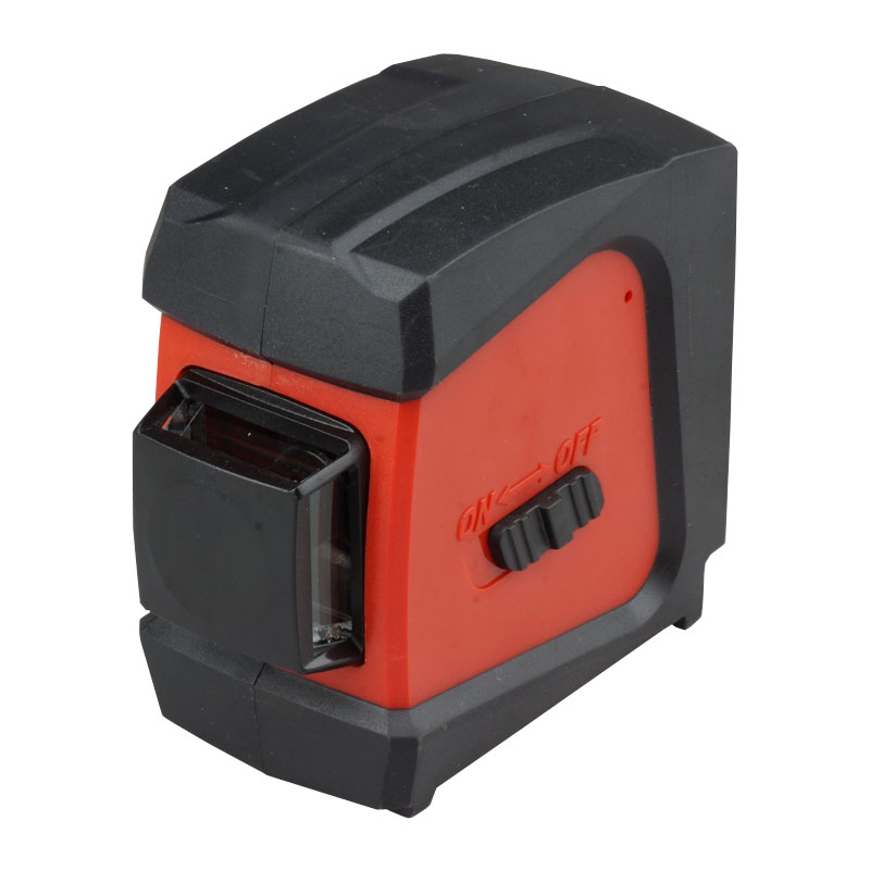 ACUANGLE A8846 360 degree self-leveling rotary Red wall meter Laser level gravity leveling instrument laser line meter mud tools kapro laser level laser angle meter investment line instrument 90 degree laser vertical scribe 20 meters