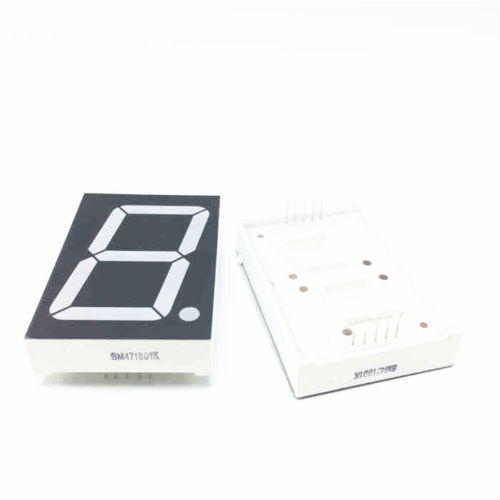 1PCS 1.8 Inch 1 Digit Green Led Display 7 Segment Common Cathode