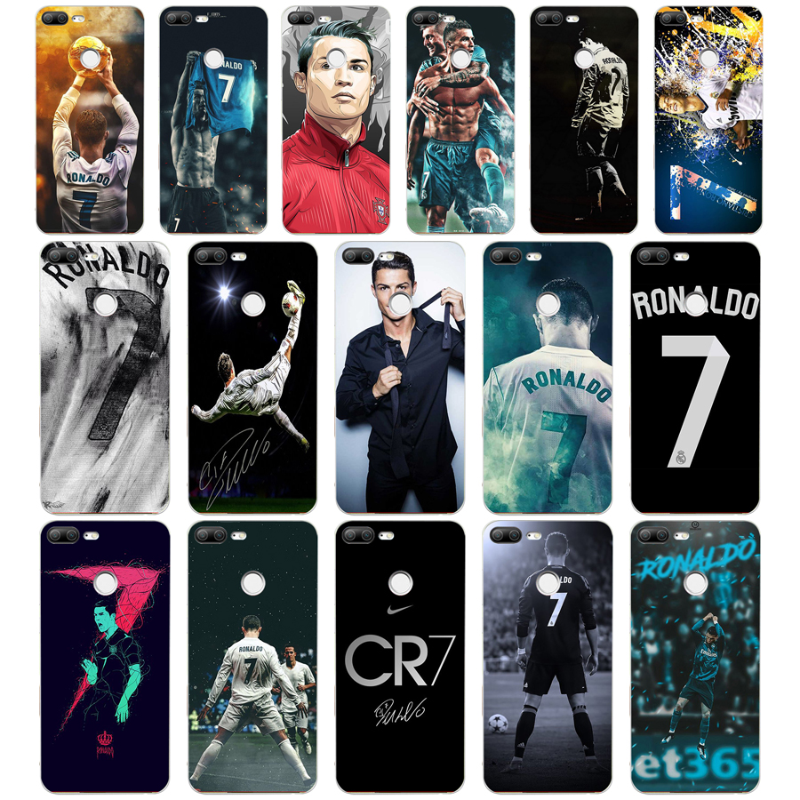 Lavaza Cristiano Ronaldo CR7 Hard Case for Huawei Y7 Y6