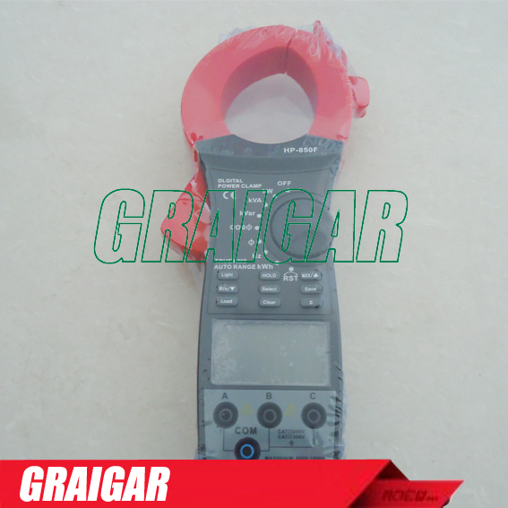 3-Phase Power Clamp Meter HP850F,Fast shipping нечегонадеть брошь тучка
