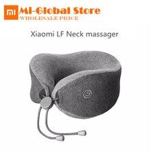 Date D'origine Xiaomi Mijia LF Cou De Massage Oreiller Cou Relax Muscle Therapy Masseur Sommeil oreiller pour le bureau voyage maison intelligente