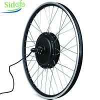 1618 20 24 26 27.5 700C Brushless Hub Motor Front Motor Rim Electric Bicycle Conversion Kit 48V Spoke Bicicleta ebike 03