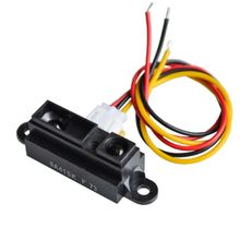 10PCS/LOT GP2Y0A41SK0F 100% NEW 4 30cm Infrared distance sensor 0A41SK   INCLUDING WIRES