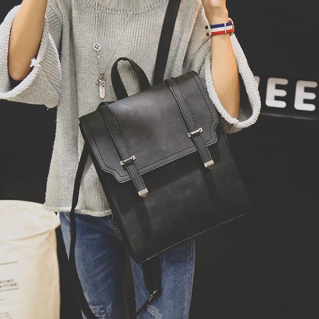 Urban Backpack Bag Women Backpack Quality Fashion Girls School Bag 3