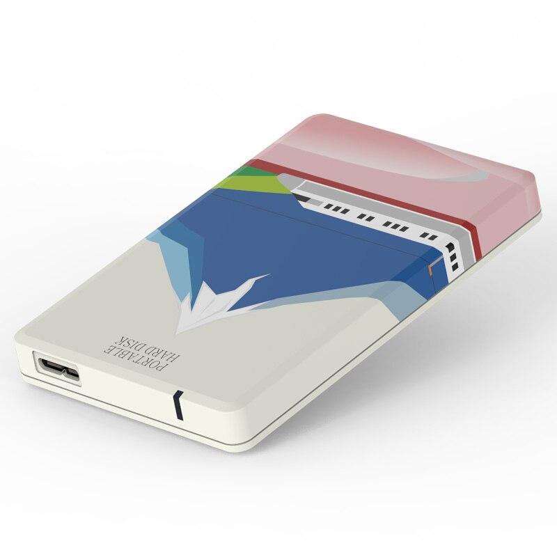 Blueendless 120 GB bärbar extern hårddisk USB3.0 320gb / 160gb / - Extern lagring - Foto 3