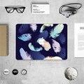 Красивые Перья Ноутбука Наклейка Наклейка Чехол Для Apple Macbook Air Pro 11 13 15 Дюймов Защитная Крышка Кожи