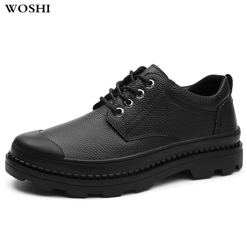 Large size 11 Genuine Leather Casual Shoes Men Lace Up Male Flats Walking Shoes All season Fashion Footwear breathable shoes w4 genuine leather men casual shoes lace up male luxury flats comfy sneakers quality autumn walking shoes man fashion plus size