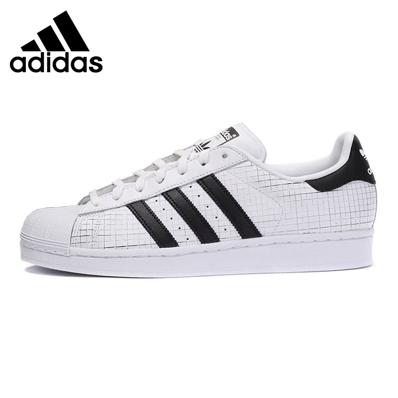 Original Adidas Originals Superstar Men's Skateboarding Shoes Sneakers