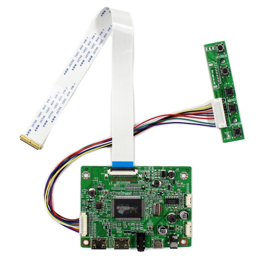 HDMI Mini LCD Controller Board For 1920x1080 11.6