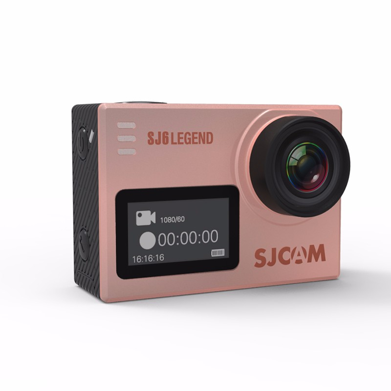 SJCAM SJ6 Legend Golden Rose