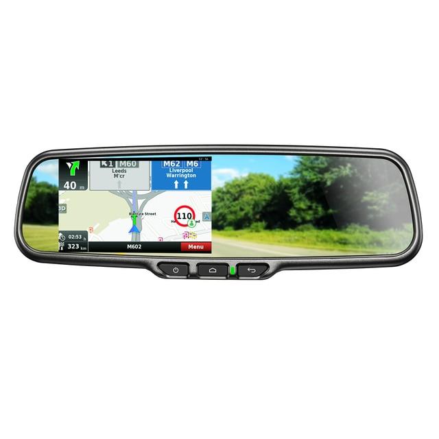 Ln 050la Germid 5 Inch Touch Screen Gps Navigation Smart Rear View