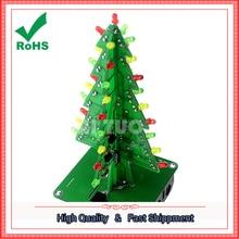 Electronic Practice Parts Flash Kit Flashing Christmas Tree