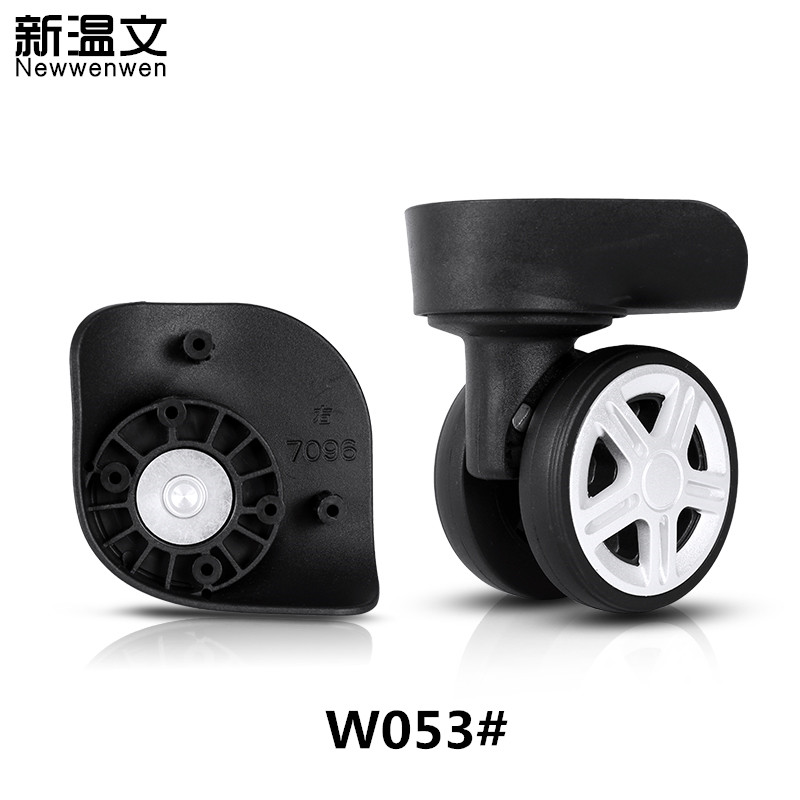 DIY Replacement Luggage Wheels,Repair Trolley wheels for Suitcases,Replacement Suitcase wheels W053# ...