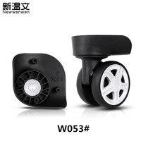 DIY Replacement Luggage Wheels,Repair Trolley wheels for Suitcases,Replacement Suitcase wheels W053#