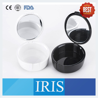 10 Sets Plastic Disposable Dental Kits Instrument 5 Pieces Mouth Mirror Probe Bib Tweezer Tray Consumables