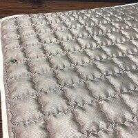 Grounded plush silver sleep pad se