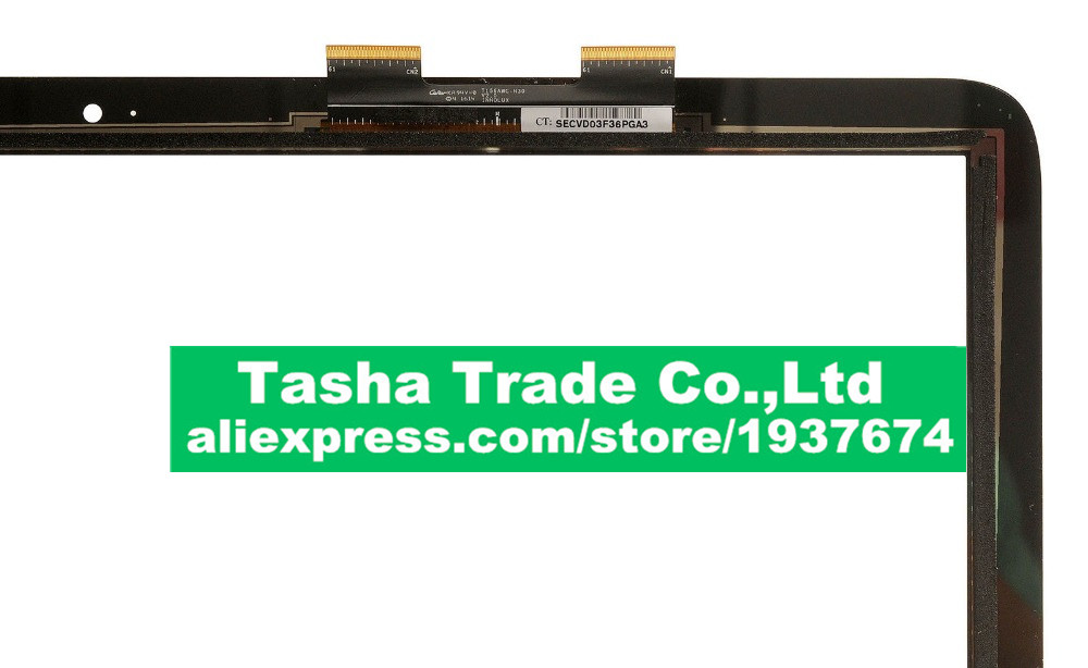 Touch Screen Digitizer for HP Pavilion 15-p 15P 15 P (T156AWC-N30 V3.0) Glass цена и фото