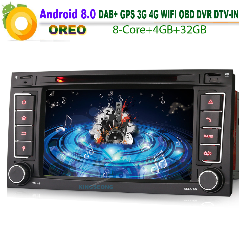 8 Kern Android 80 Autoradio Dab Dtv In Car Cd Player For Vw Touareg V1 0 Engine Block Diagram T5 Multivan Wifi 3g Gps Radio Rds Obd Bt Usb Canbus Navi From