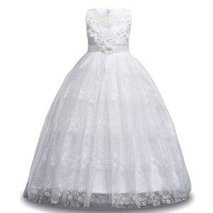 Image 5 - Di Estate delle ragazze 7 8 9 10 11 12 Anno Da Sposa Ragazze di Fiore Vestito Per Le Ragazze Della Principessa Dei Capretti del Vestito Vestiti Da Partito bambini Vestiti in Costume