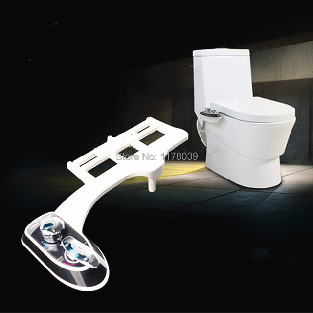 plastic toilet seat covers. manual Cold Water Single Nozzle Bidet Plastic bidets under toilet seat  covers washing butt