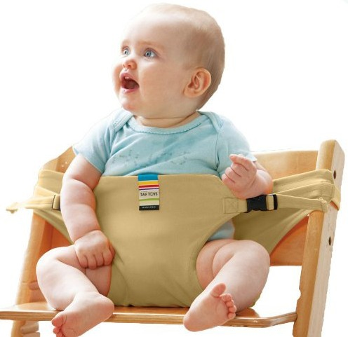 Baby Dinning Lunch Chair/seat Safety Belt/portable Infant Seat/dinning Chair Cover/bebe Seguridad