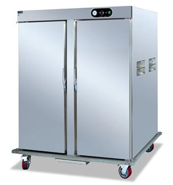 900L Mobile Electric Food Warmer Cabinet 22 Layers Food Warmer