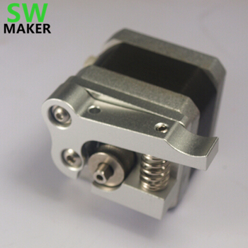 3D printer Extruder Reprap right/left -hand Replicator Extruder Upgrade kit(no motor)Direct extruder Full Metal extruder фото