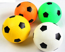 Classic Mini Soccer Ball Size 6 Kids Children Kindergarten Play Training Sport Toy Football Random Color