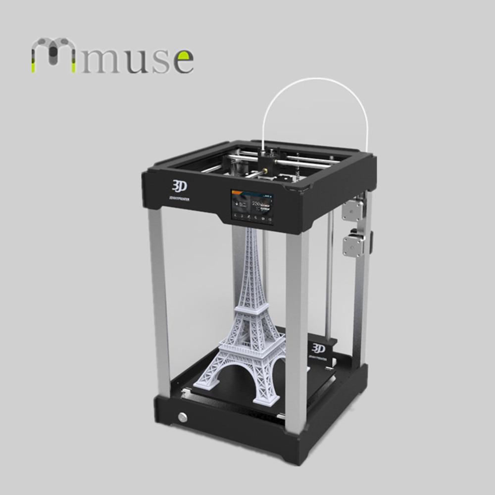 Low Price Jennyprinter Z370 3D Printer Kit with Build Size 225*220*370mm