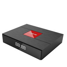 Magicsee C400 Plus Android 7.1 Dual Wifi TV Box Amlogic S912