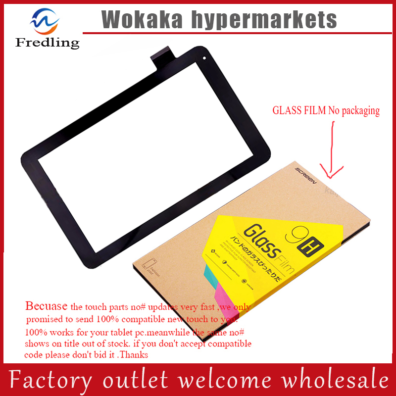Tempered glass protector film+9 Inch Touch Screen for TurboPad 911 912 Tablet Digitizer Plass Panel Sensor Touchscreen 9 inch touch screen gt90bh8016 mf 289 090f dh 0902a1 fpc03 02 ffpc lz1001090v02 hxs ydt1143 a1tablet digitizer glass panel