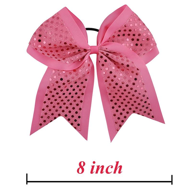 8 inç Sequin harqe të mëdha Shirita elastikë të - Aksesorë veshjesh - Foto 2