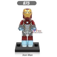 Single superhero Marvel Spider Man Homecoming Iron Man font b building b font blocks brick hobby