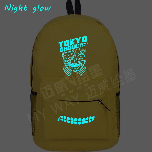 Tokyo Ghoul Backpack