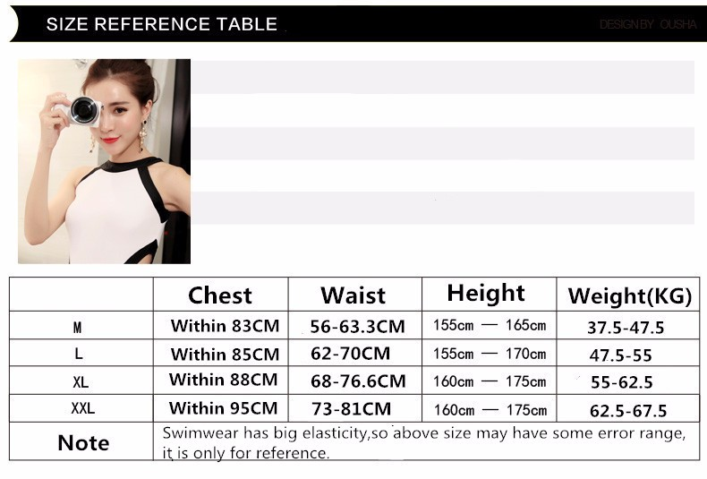 Swimwear Women Girls Swimsuits Bodysuit White Black One Piece Skirted Bathing Suits Conservative Sexy Slim Swim Dress Beachwear 4