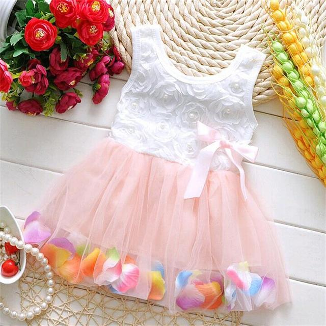 Baby Girls Beautiful Flower dress