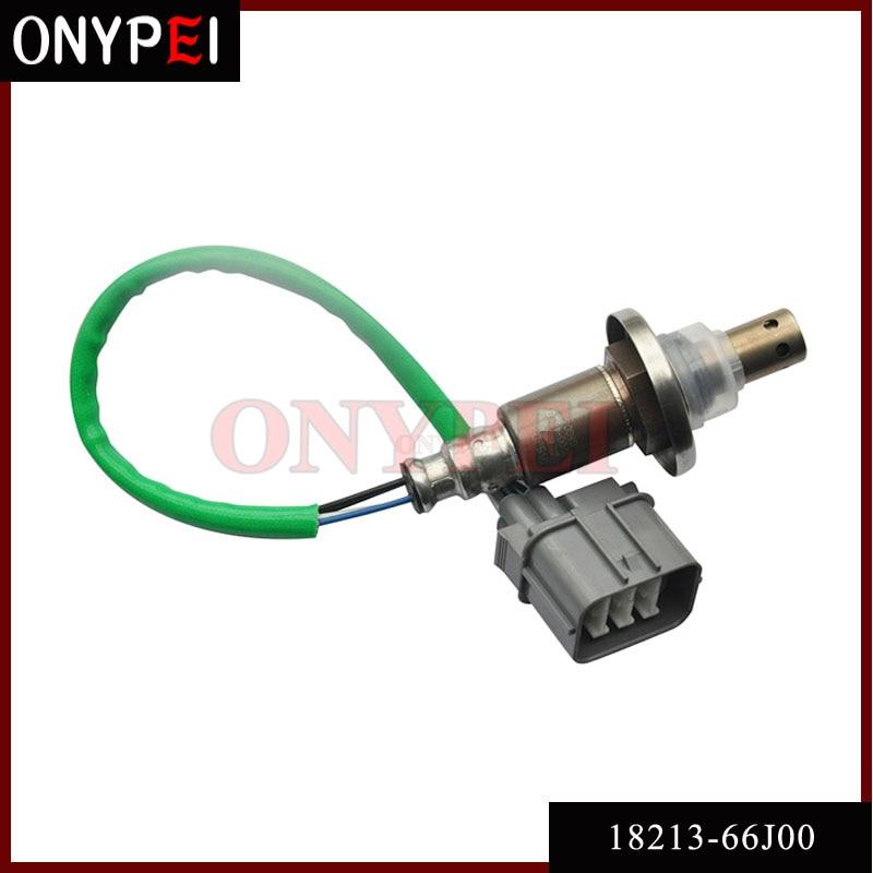 O2 Oxygen Sensor Air Fuel Ratio 18213-66J00 For 2006 Suzuki Grand Vitara SU11638 1821366J00 tianbang oxygen sensor lambda probe sensor for lexus is 2005 lexus ls 2006 original 1pc car air fuel ratio o2 sensor universal
