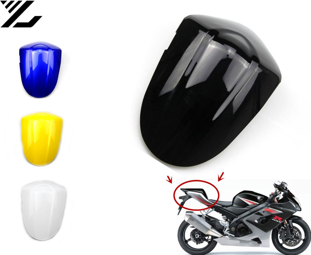Motorcycle Rear Tail Section Seat Cowl Cover For <font><b>Suzuki</b></font> <font><b>GSXR</b></font> <font><b>GSXR</b></font> GSXR1000 GSX-R <font><b>1000</b></font> <font><b>K5</b></font> 2005 2006 <font><b>Fairing</b></font> Rear Seat Cover Cowl image