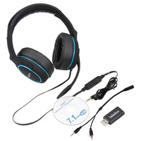 Badasheng 7 1 Surround Sound Channel USB Gaming Headset Wired Headphone With Mic Earphone Volume Control