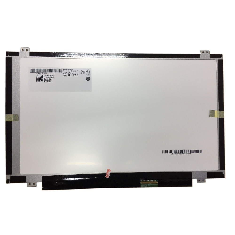 B140XW02 V.4 Fit LTN140AT20 B140XW03 B140XTN02.0 B140XTN03.0 40 Pin LCD SCREEN